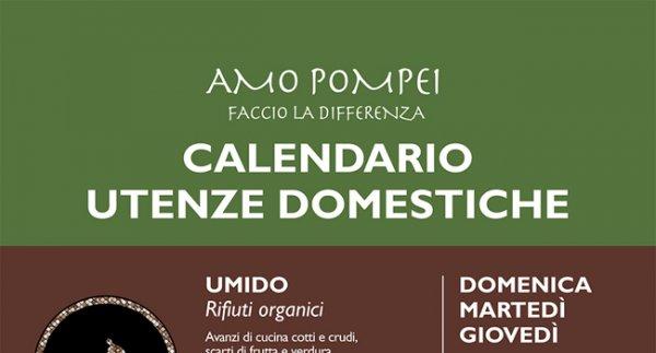 Birre Medie Calendario.Pompei Raccolta Differenziata Porta A Porta Si Cambia