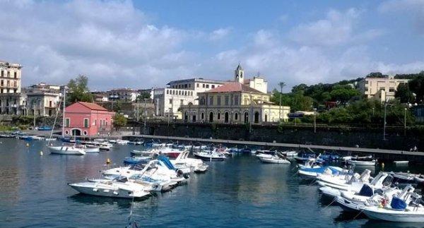 Portici - Porto del Granatello, Marrone: Avanti con progetti di riqualificazione»