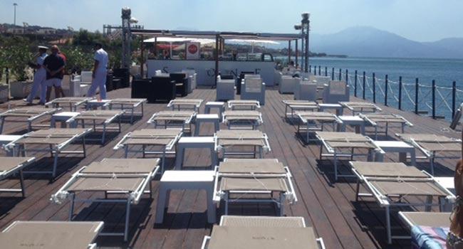 Ufficio Moderno Portici : Portici sequestrata struttura balneare sulla spiaggia mortelle