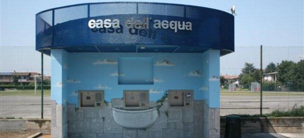 Pomigliano d 39 arco devastata casa dell 39 acqua vandali in - Giusta pressione dell acqua in casa ...