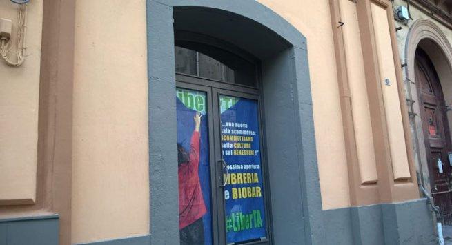 La Nuova Scommessa Culturale Apre La Libreria Liberta Libri E Libertà A Torre Annunziata Torresette