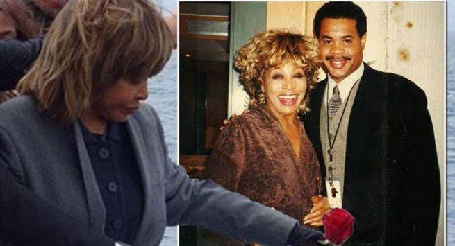 Tina turner d l 39 addio al figlio craig raymond - Donare un immobile al figlio ...