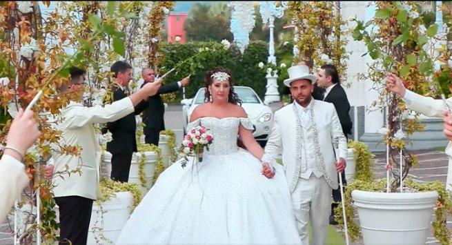 Torre Annunziata - Matrimonio al Castello delle Cerimonie per