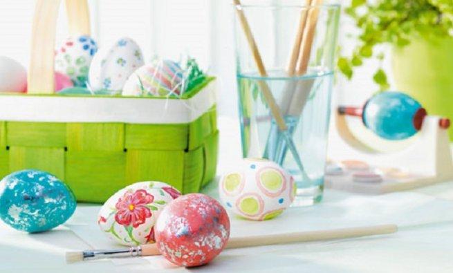 Idee Per La Casa Originali.Arredare Casa Per Pasqua Con Idee Originali E A Costo Zero