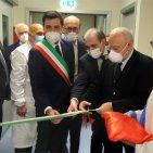 Covid-Hospital Boscotrecase, inaugurato il nuovo Reparto di terapia intensiva
