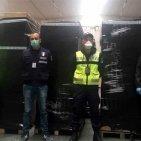 Napoli - Porto, traffico illecito di rifiuti speciali, sequestrato container