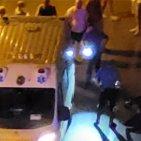 Torre Annunziata - In sella alla sua moto, viene pestato a calci e colpi di casco